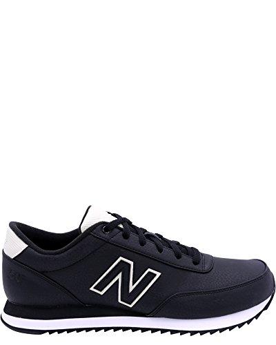 New Balance Men's 501v1 Sneaker, Black/Powder, 10.5 D US