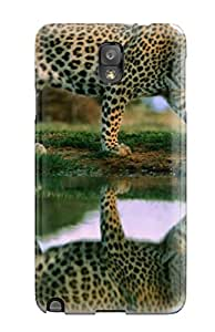 Brand New Note 3 Defender Case For Galaxy (cheetah)