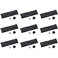 9 x Quantity of Walkera Rodeo 150 150-Z-05(B) Battery Cover Holder Black