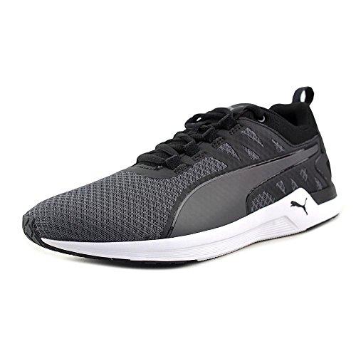 PUMA Men's Pulse XT V2 FT Cross-Trainer Shoe, Asphalt-Puma Black, 10.5 M US
