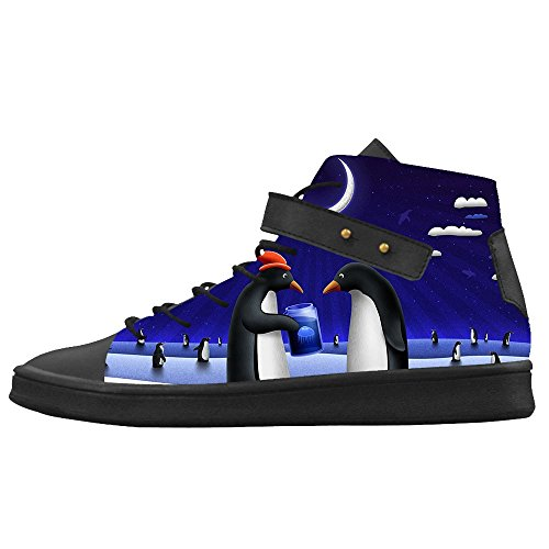 Dalliy pinguin Womens Canvas shoes Schuhe Footwear Sneakers shoes Schuhe E