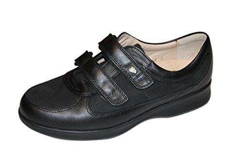 Finncomfort, Dames Tennisschoen Zwart Zwart 37