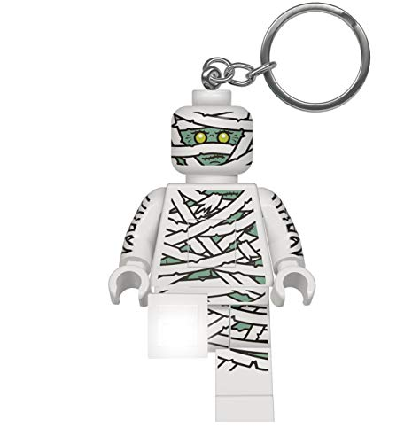 Mummy Fighters Monster - LEGO Monster Fighters Mummy Key Light - Minifigure Key Chain with LED Flashlight