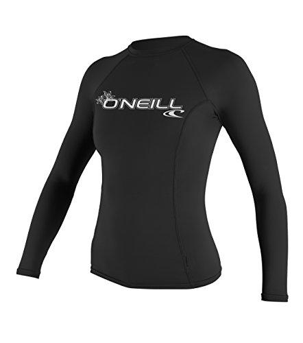 O'Neill Wetsuits Damen Uv Schutz wms basic skins L/S crew
