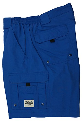 Boca Bay (Bimini Bay Outfitters Boca Grande Nylon Short (2-Pack) (Ocean, 42))