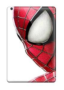 For Ipad Mini Premium Tpu Cases Covers Natural Spiderman Protective Cases