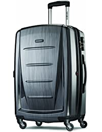 "Winfield 2 Hardside 28"" Luggage, Charcoal"