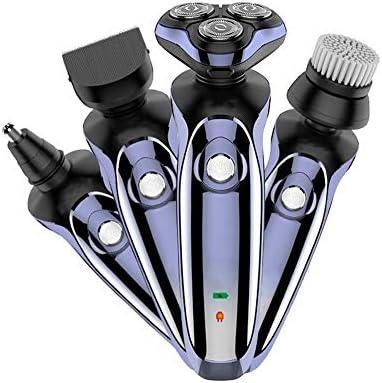 Afeitadora corporal hombres Máquina de afeitar eléctrica ...