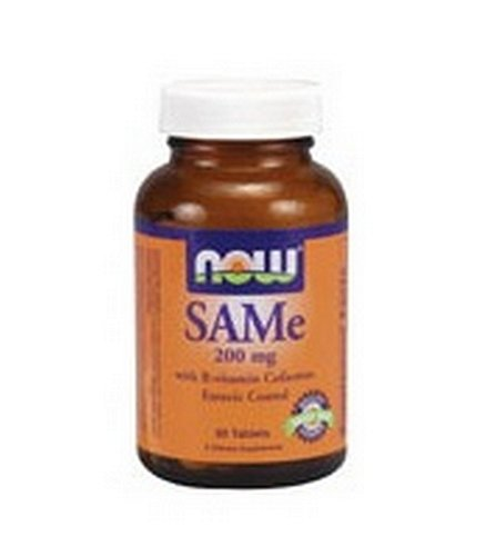 NOW Foods Sam-e 200mg, 60 comprimés