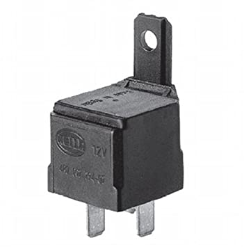 A 007793041 12V 50A SPST Mini ISO Relay with Bracket on