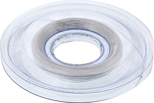 - Hillman Group 123001 Cord, 25-Feet Invisible Nylon Hobby Wire, 25' 10lb