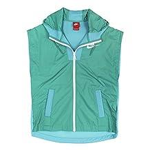 Nike Women's Tech Hypermesh Running Vest Omega Blue/Teal X-Small