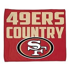WinCraft San Francisco 49ers 15x18 Rally...