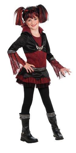 Rubie's Drama Queens Child Bad Bat - Ista Costume - Medium (6-8) (Fairy Tales Costumes For Boys)