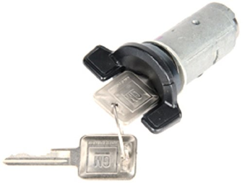 ACDelco D1404C GM Original Equipment Door Lock Cylinder with Key ()