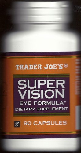 Trader Joes Super Vision 90capsules