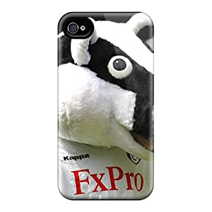 Funnylife4 Iphone 6plus Well-designed Hard Cases Covers Best Football Club Fulham Protector