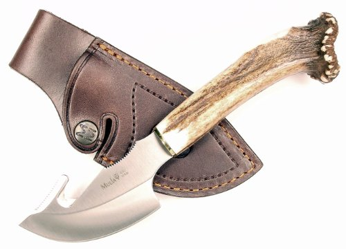 8 Inch Skinning Genuine Handle Leather product image
