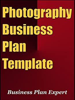 amazoncom photography business plan template including