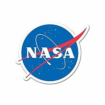 NASA National Aeronautics Space Administration Seal Logo Vinyl Sticker  Decal (1