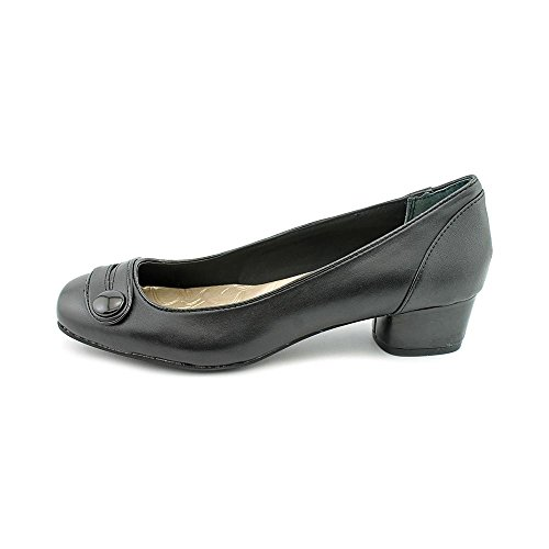 Giani Bernini Womens Valee In Pelle Mocassino Nero