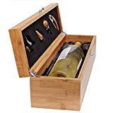 Wine Gift Box Set by Case Elegance