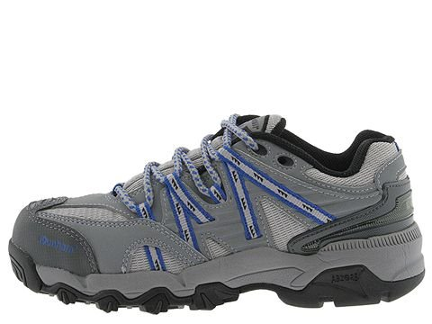 casual Trail Mix Shoes with shoe athletic safety B Womens Work Grey Toe 7 work Dunham WIDE size style Steel combined EH DSW413GR Women's for zYaTfqz