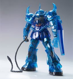 MG 1/100 Gouf ver.2.0 Clear Color ver. Gudam Super Expo 2010 Exclusiveの商品画像