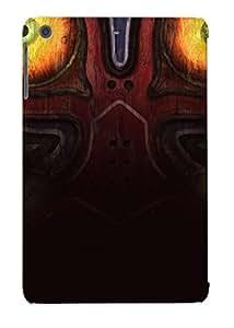 Quality Illumineizl Case Cover With Majora Mask Nice Appearance Compatible With Ipad Mini/mini 2()