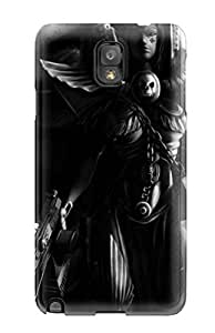 Premium Durable Fantasy Warrior Sci Fi Warhammer Video Game Other Fashion PC For Case Samsung Note 4 Cover Protective