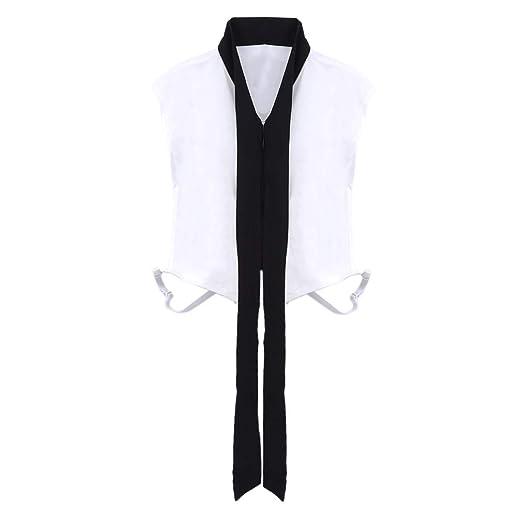 HYhyHJH HYHY - Corbata para Mujer, Cuello Arco, Camisa, Cuello ...