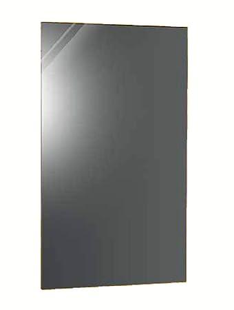 Infrarotheizung Spiegel Rahmenlos 600 Watt 90x60x2 5 Cm Amazon