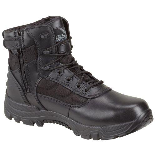 ck Waterproof Side Zip Tactical Police Work Boot- 15 W ()