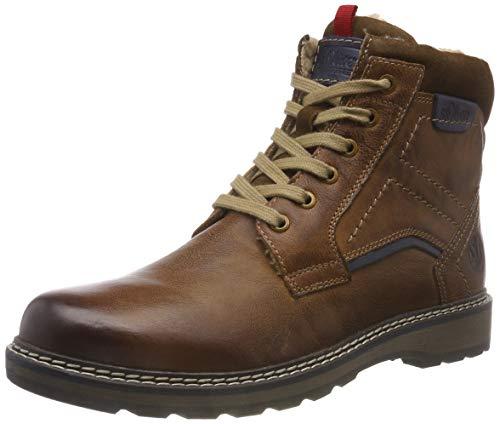 s 5 Braun 16216 305 Oliver 21 305 Herren Combat Cognac Boots 5 wwqOg4