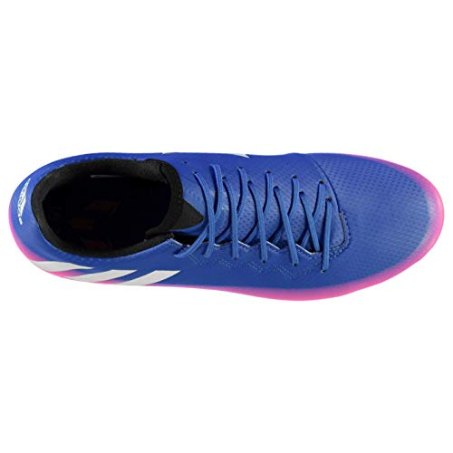 3 16 Adida fg calcio Blu blu per Messi bianco uomo Floor Scarpe da Firm qRE6ZEaw