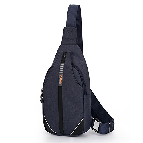 WATERFLY Crossbody Backpack Traveling Multipurpose