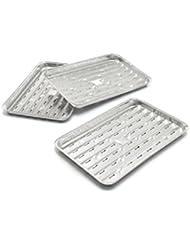 GrillPro 50426 Aluminum Foil Grilling Trays