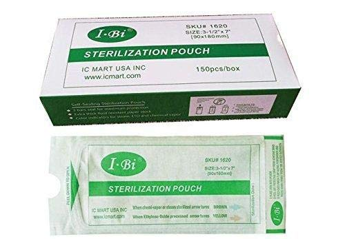 (IBI Self Seal Sterilization Pouch(150pcs/box) 3.5
