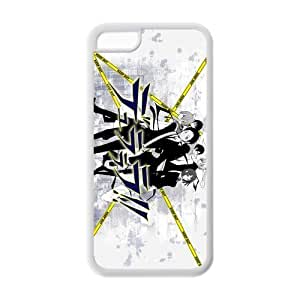 diy zhengHardshell Strong Protective Anime horrible Durarara Picture Printed Protective Cover Case for Ipod Touch 4 4th TPU Case-4