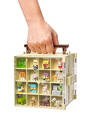 Mattel Minecraft Mini Figure Collector Case by Mattel