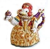 Queen Elizabird Novelty Teapot