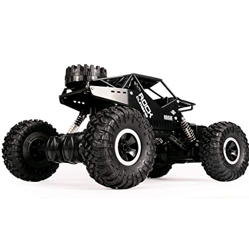 DDLmax Remote Control Car, 1/16 Four-Wheel Drive Alloy Off-Road Remote-Controlled Climbing Car LH-C008S by DDLmax (Image #5)
