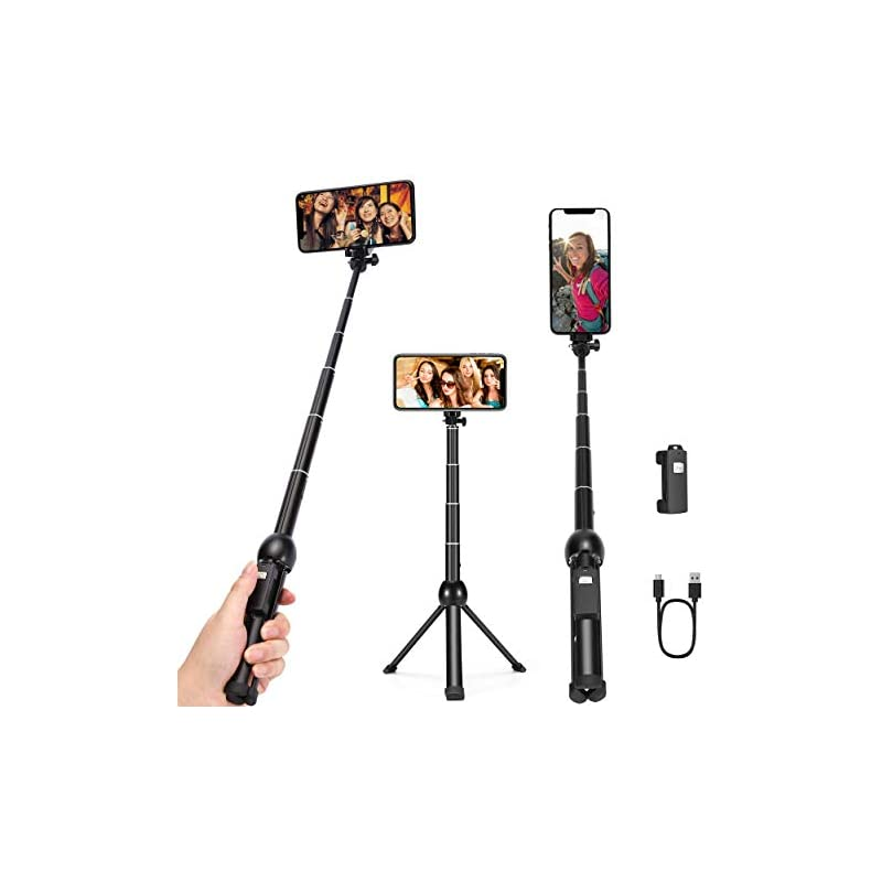 Durable Full Aluminum Alloy Selfie Stick