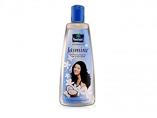 Jasmine Hair Oil - Parachute Advansed Jasmine Oil 400ml (Pack of 2 x 200ml)