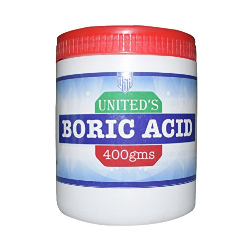 United's Boric Acid Powder for Multipurpose Works (400g) Price & Reviews