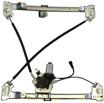 TYC 660271 Ford F-Series Pickup Power Replacement Front Passenger Side Window Regulator
