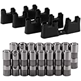 New LS7 LS3 LS2 Parts 16 Performance Hydraulic Roller Lifters & 4 Guides 12499225 12595365 HL124 for For Chevrolet GMC…