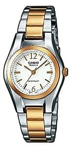 CASIO LTP-1280SG-7AEF - Reloj de mujer de cuarzo, correa de acero inoxidable color varios colores