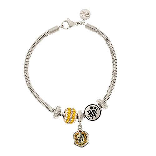Hufflepuff Charm Bracelet