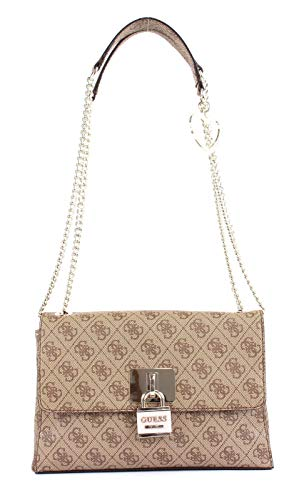 Flp Cvrtbl Guess X brown 5 Multicolore Xbody H 5x17 Centimeters À Sac Bandoulière L 28 Femme 5x7 w Downtown Cool pEEqrxwIB